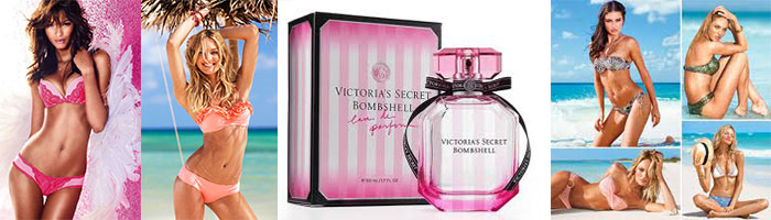 f36f28c32802e Victoria s Secret is a prime example of the effect a strategic marketing  and well-versed branding team can have on sales. They took the same  product