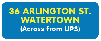 Watertown button