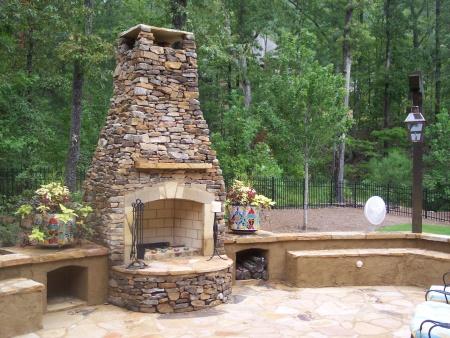 Firerock Blog Outdoor Fireplace Kit