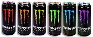 monsterdrinks