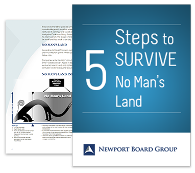 5 Steps to Survive No Man's Land