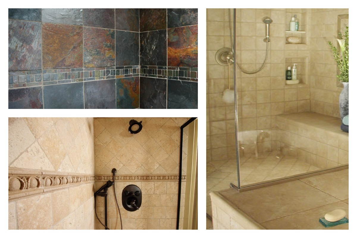 How to Refinish Outdated Tile yes I painted my shower