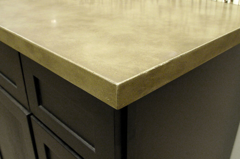 Countertop Eased Edge : Eased Edge Granite Eased edge offers a square