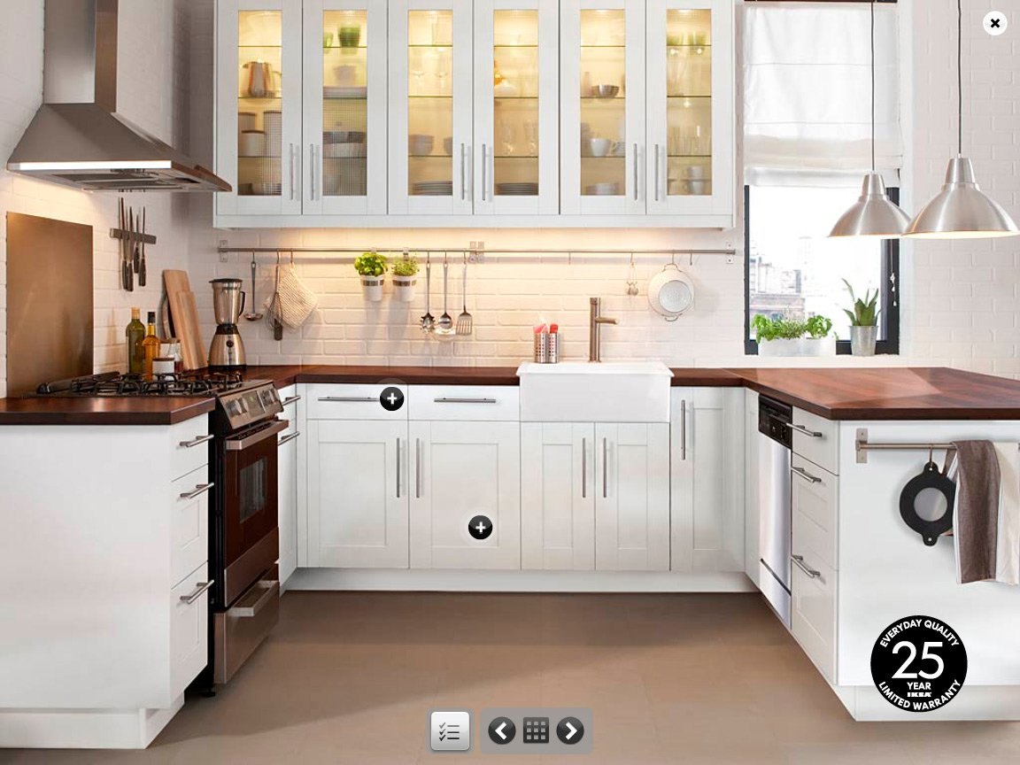 Great IKEA White Kitchen 1152 x 864 · 203 kB · jpeg