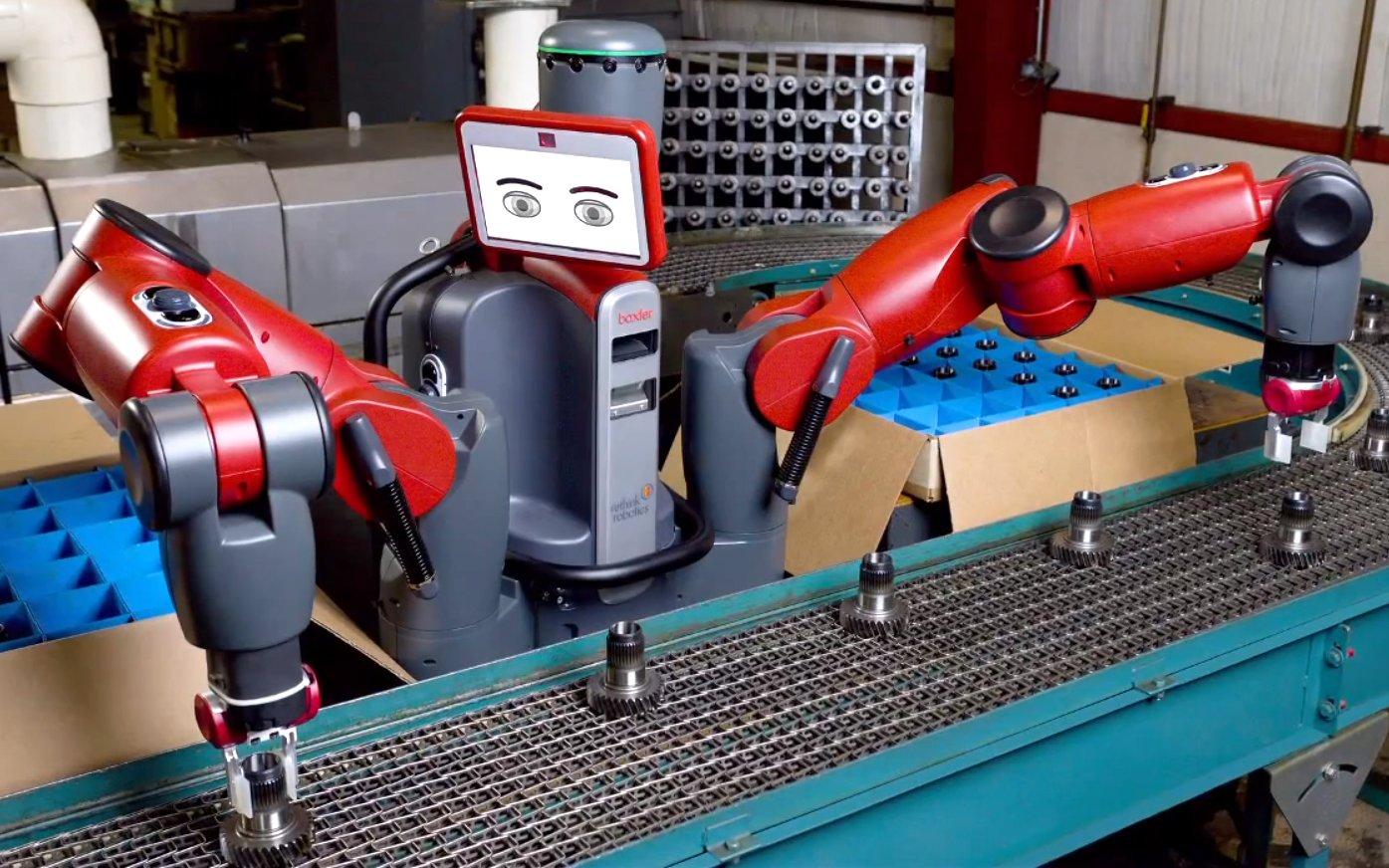 Image result for baxter robot