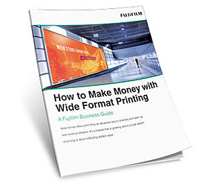Make Money from Wide Format Printing
