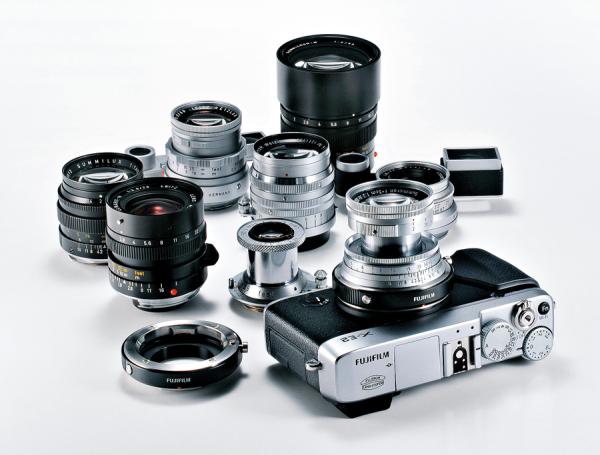 Fujifilm X-E2 with Leica M Mount