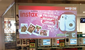 fujivision digital signage example