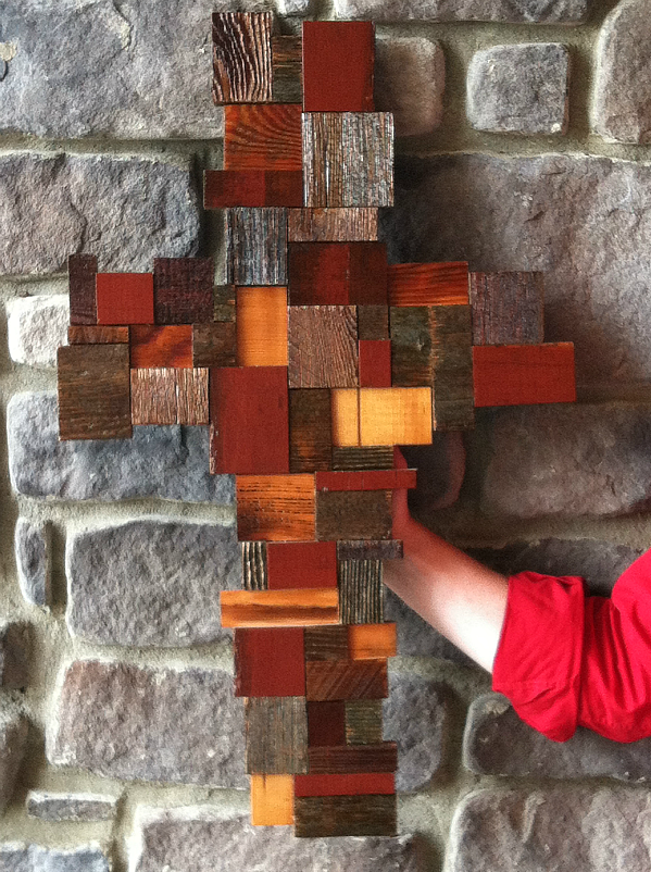 50-pieces-for-50-years-reclaimed-barn-wood-cross