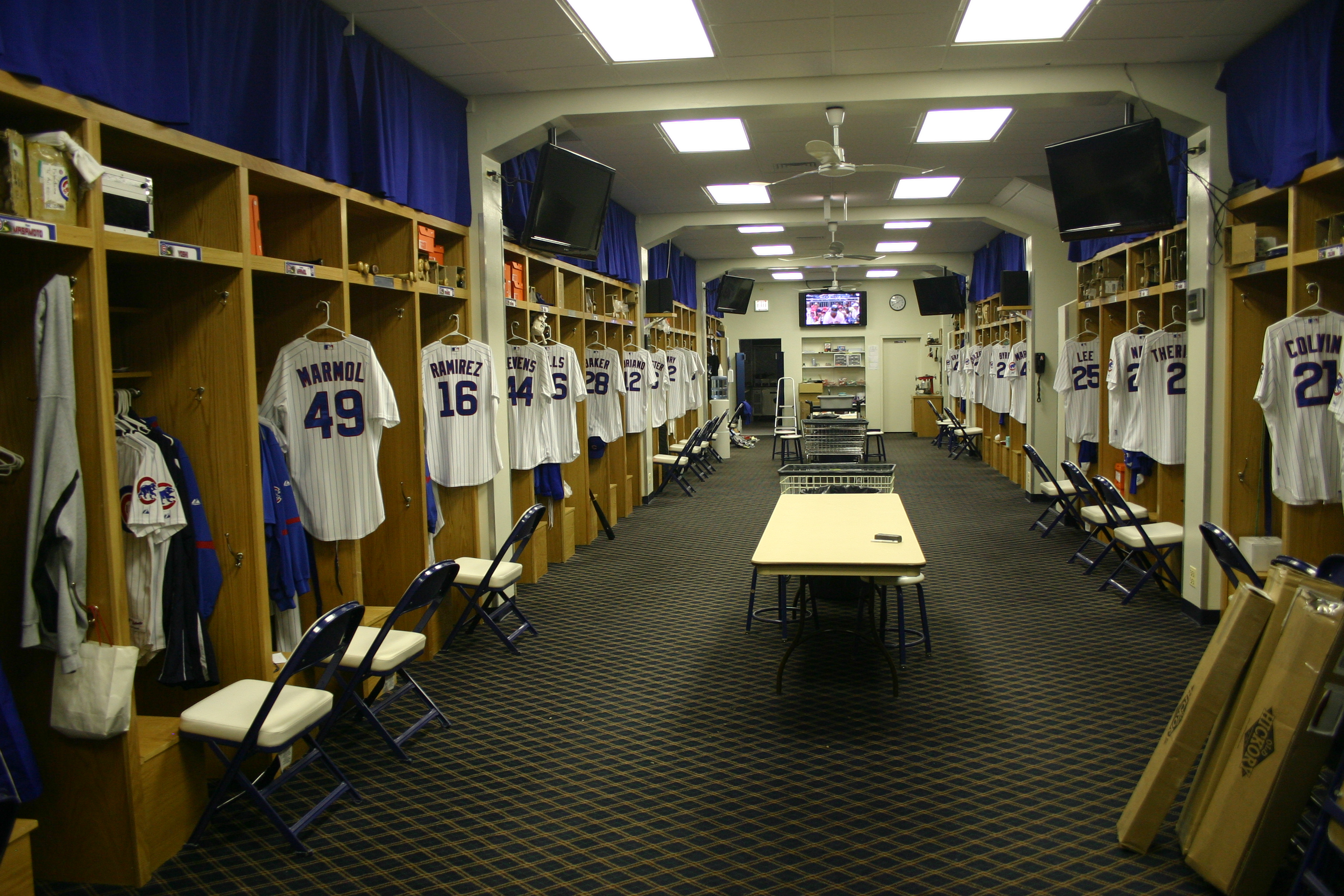 Yankees Clubhouse Tour Img