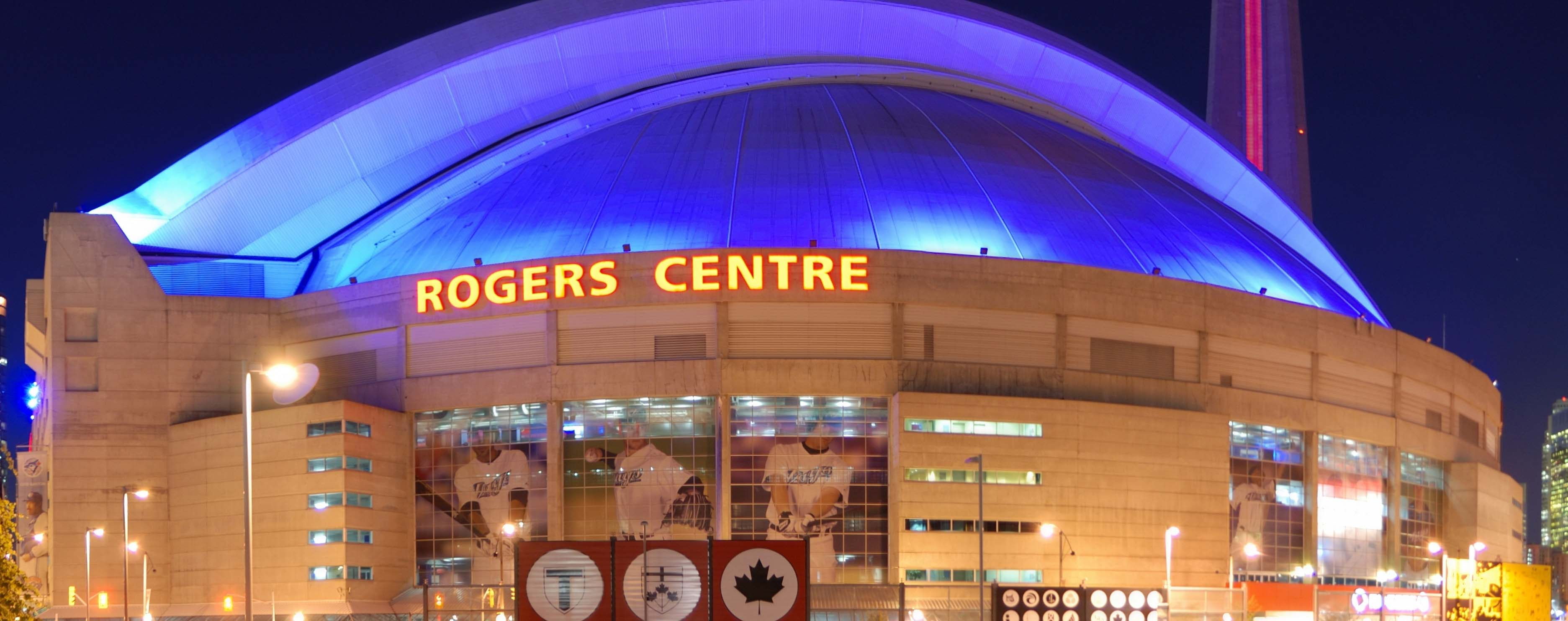 Rogers Centre Blue Jays Baseball Tours Big League Tours