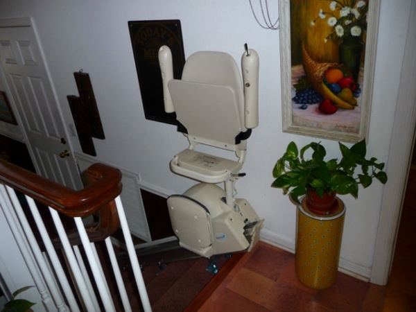A stairlift is an aid to personal freedom. Let us help improve your lift