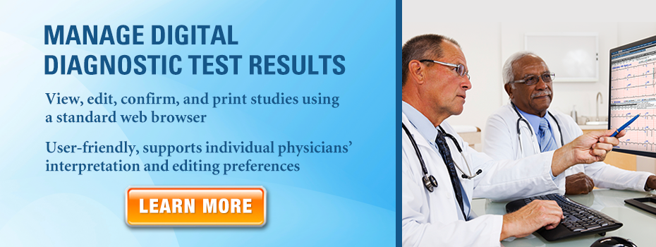 Manage Digital Diagnostic Test Results