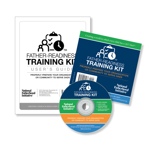 father-readiness training kit