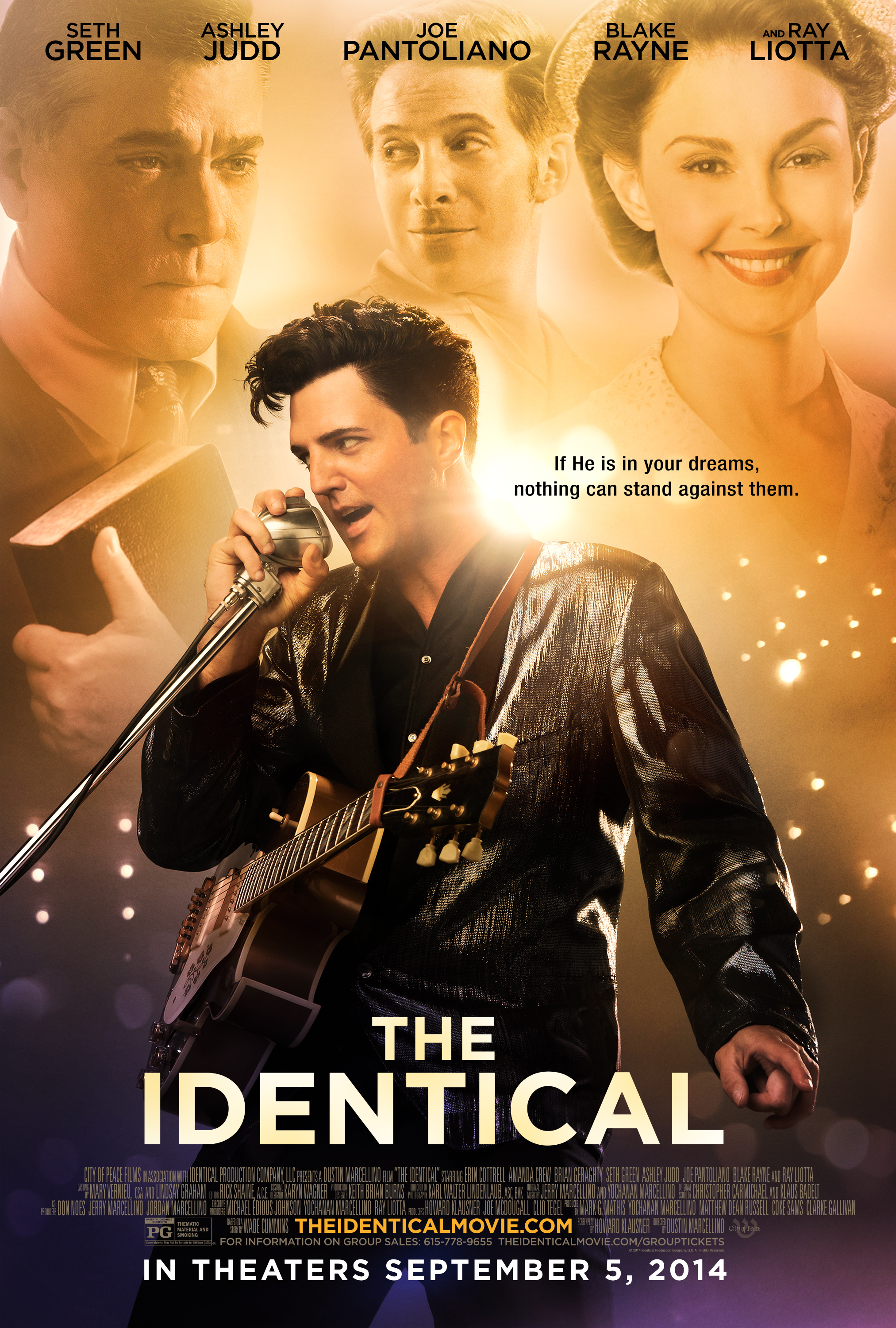 the identical movie