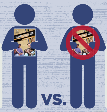 Fathers Behind Bars: The Problem & Solution for America's Children [Infographic]