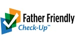 Father Friendly Check-Up Logo