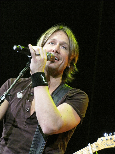 keith urban idol country music dad