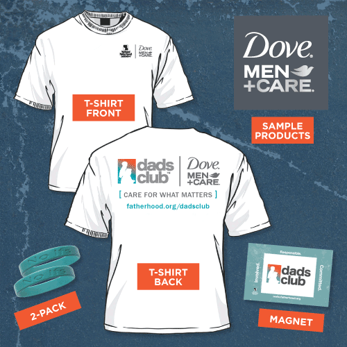dads-club dove dove men care social responsibility social good