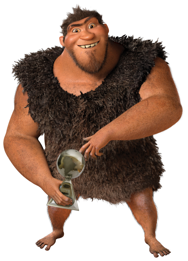 grug from the croods