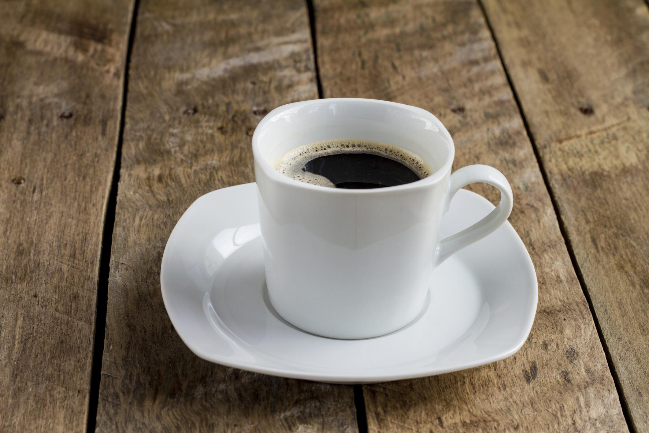 Why I Drink My Coffee Black