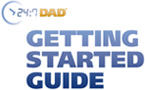 24/7 dad getting started guide