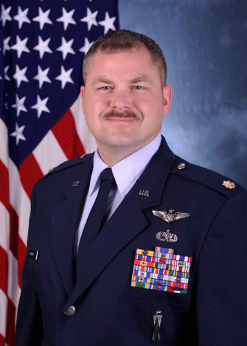 Maj. Kevin Billups, 2013 Military Fatherhood Award finalist