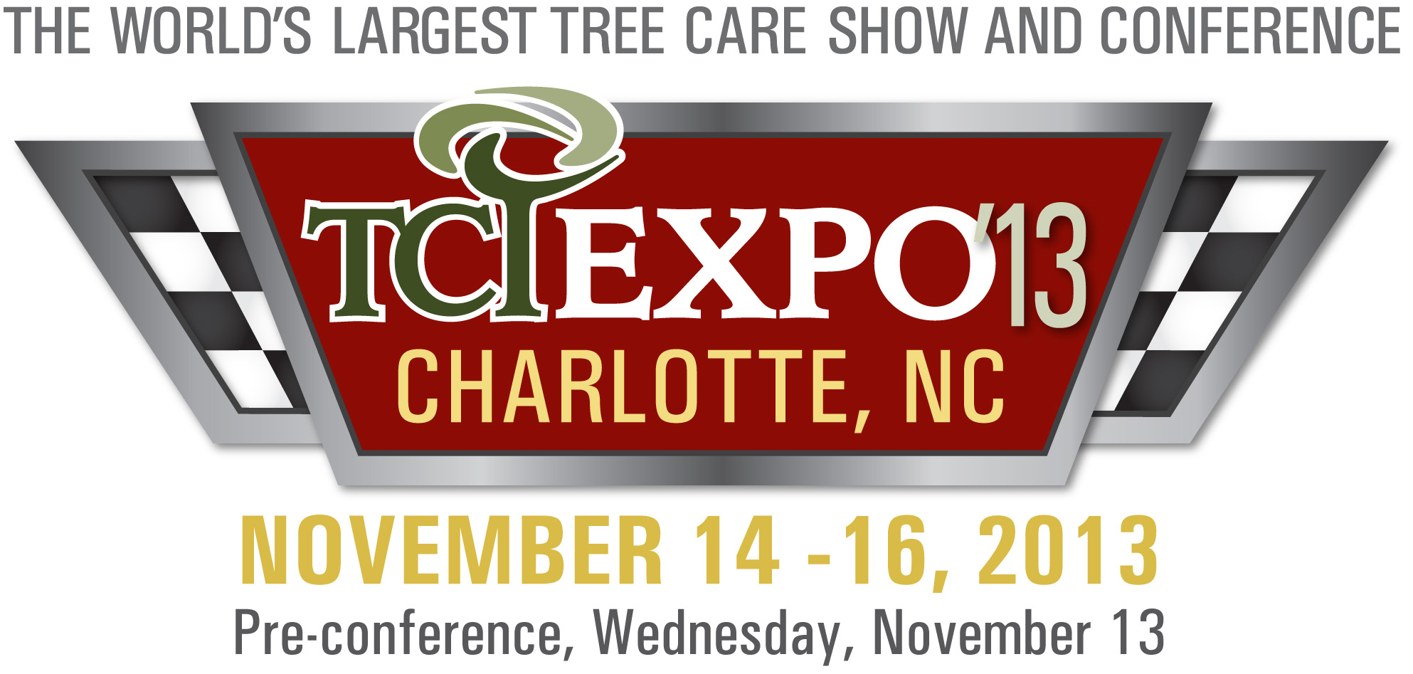 TCI EXPO 2013 with dates