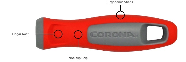 Corona Tools File Handle