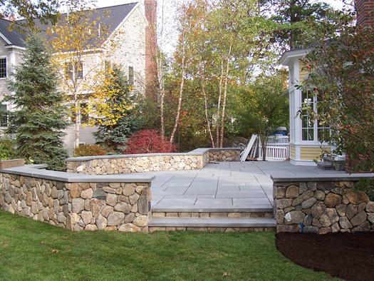 Landscaping patios - Garden patio ideas pictures ...