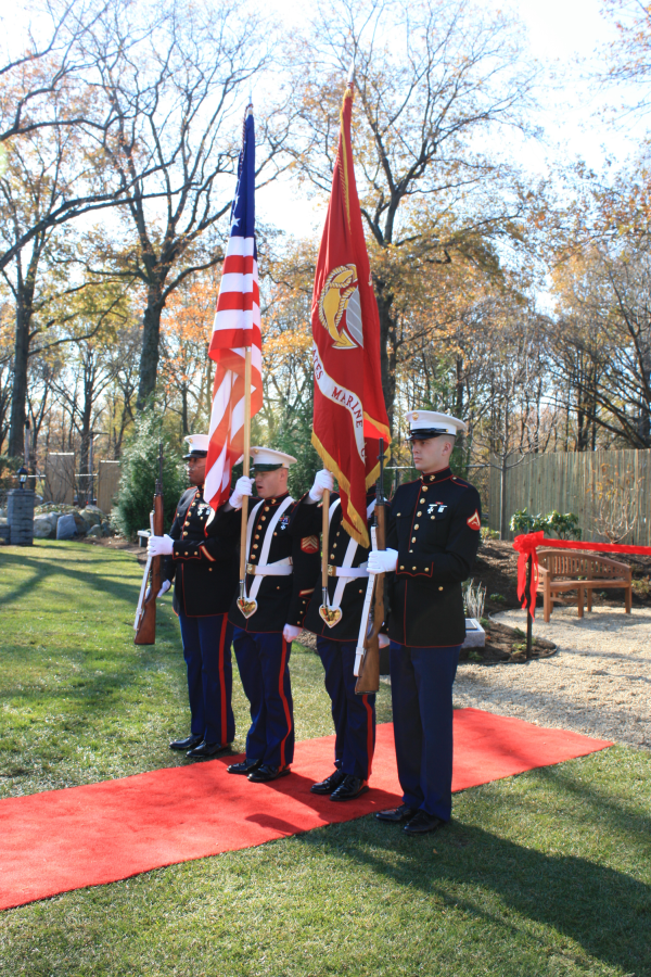 Marine-Color-Guard-Fisher-House-Boston