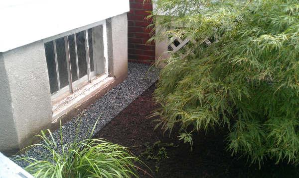 Landscaping Around Home Foundation : Are all the result of moisture retention at base your home