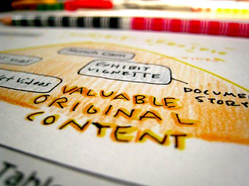 Cuatro reglas para crear contenido de calidad en tu página de aterrizaje
