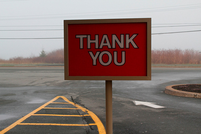 ¿Qué es una thank you page y cómo se usa?