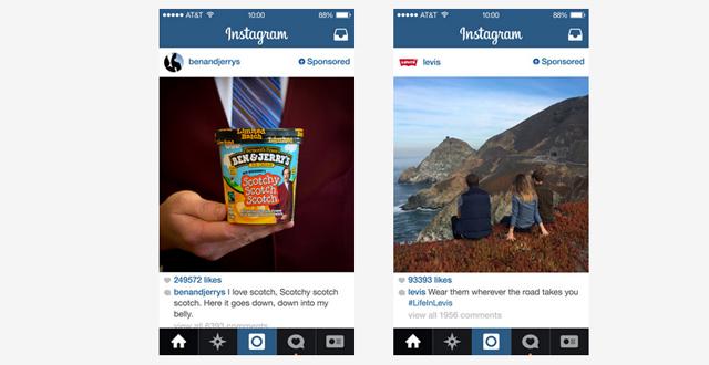 instagram primeros resultados La publicidad e Instagram: un idilio tardío pero efectivo