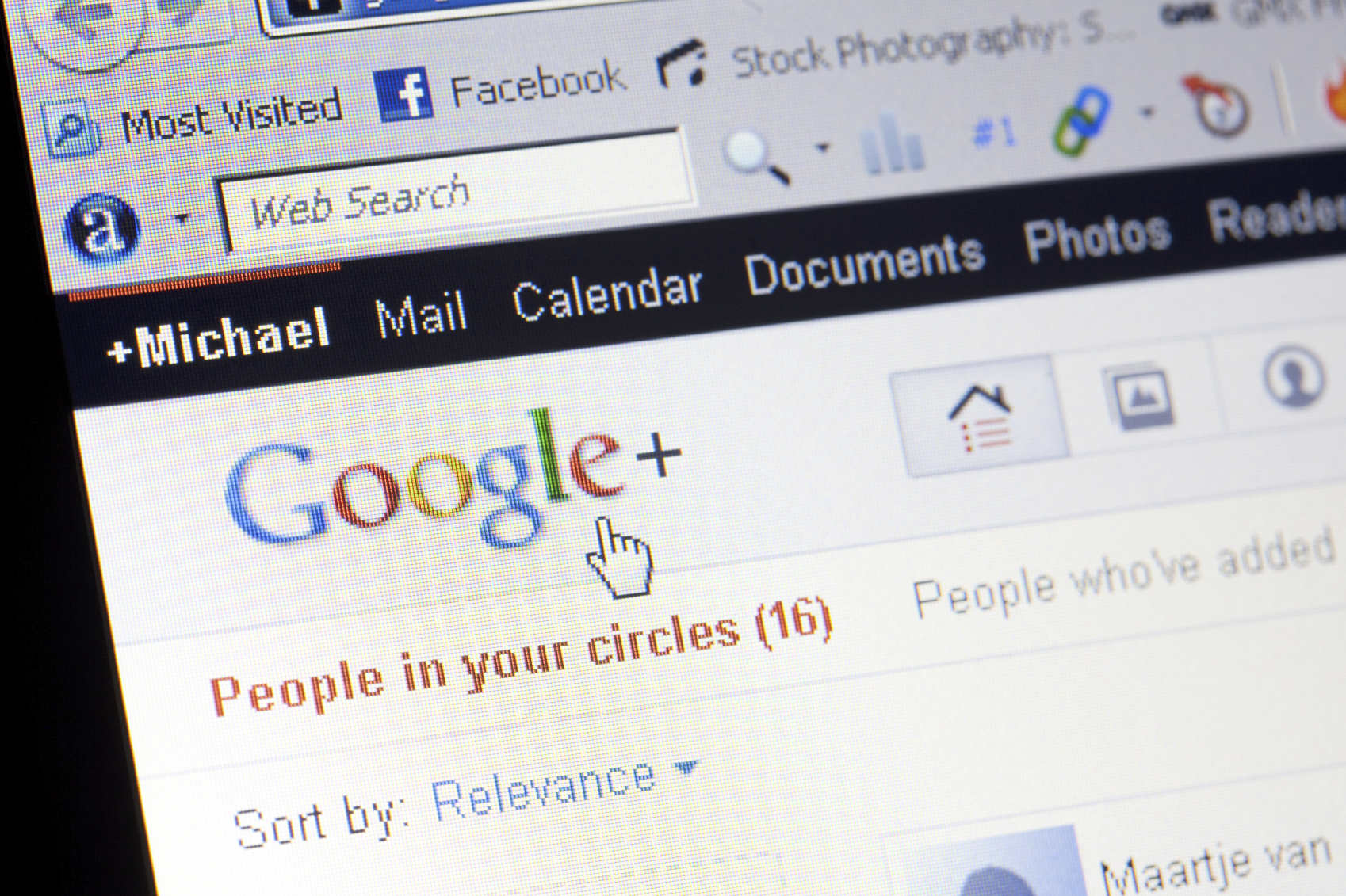 iStock 000017051264 Medium Cinco razones por las que tu empresa ya debería estar en Google+