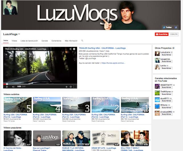 canal Trucos para gestionar tu canal de Youtube