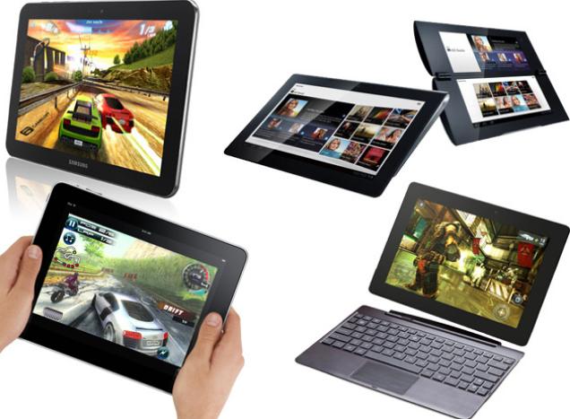 tablet El año de los dispositivos móviles