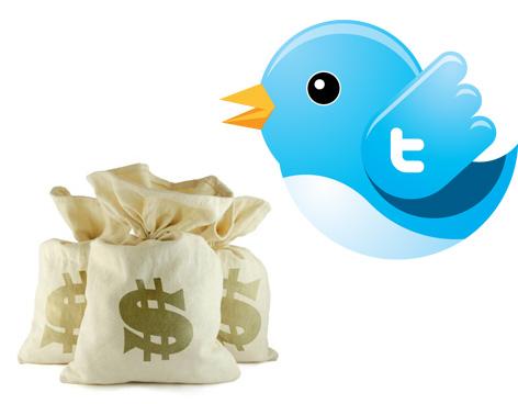 twitter ganancias Formas de ganar dinero con Twitter