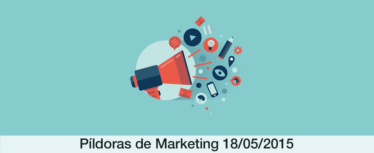 18may Píldora de marketing 25: los contenidos nativos, personalizados y exclusivos se convierten en tendencia