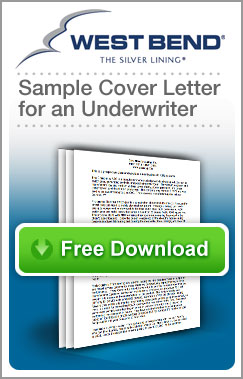 Sample Cover Letter Underwriters