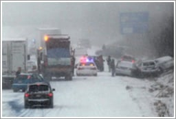 Multi-Car Crashes: Who's Responsible and How To Stay Safe If