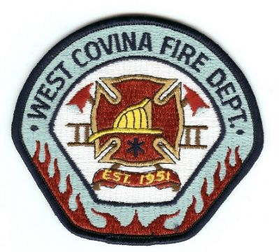 ADT West Covina CA Fire Department