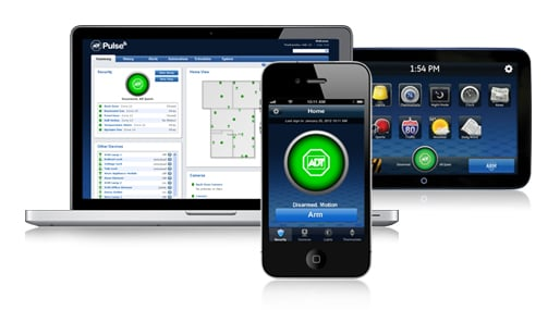 ADT Pulse Security Systems in Tustin Ca
