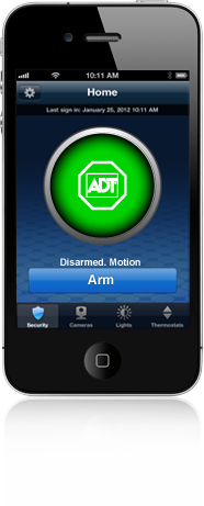 ADT Pulse Mobile Security