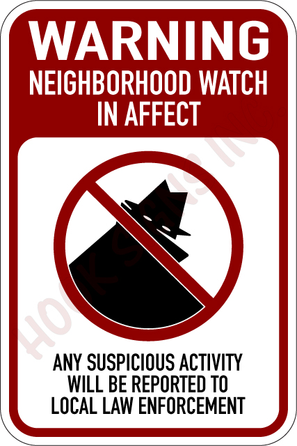 Kenwood CA Crime Prevention