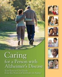 Caregivers how to guide for caring for a person with Alzheimer's