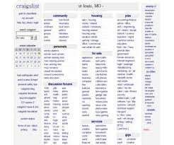 Hiring a caregiver on Craigslist in St Louis