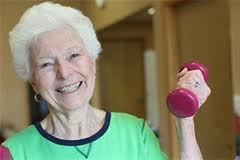 Elderly Exercise Ideas at Home