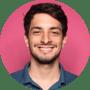Headshot of Caio Gusmão